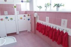 Łazienka przedszkolaków